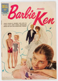Silver Age (1956-1969):Romance, Barbie and Ken #1 (Dell, 1962) Condition: VG+....