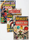 Silver Age (1956-1969):Miscellaneous, Comic Books - Assorted Silver and Bronze Age Comics Group of 31(Various Publishers, 1960s-70s) Condition: Average VG+.... (Total:31 Comic Books)