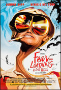 "Movie Posters:Adventure, Fear and Loathing in Las Vegas (Universal, 1998). One Sheet (27"" X39.75"") DS. Adventure.. ..."