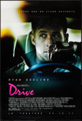 "Movie Posters:Crime, Drive (FilmDistrict, 2011). One Sheet (27"" X 41"") DS Advance. Crime.. ..."
