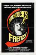 """Movie Posters:Hitchcock, Frenzy (Universal, 1972). One Sheet (27"""" X 41""""). Hitchcock.. ..."""