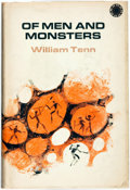 Books:Science Fiction & Fantasy, William Tenn (pseudonym of Philip J. Klass). Of Men and Monsters. New York: Walker and Company, [1969]. ...