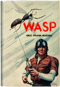 Books:Science Fiction & Fantasy, Eric Frank Russell. Wasp. New York: Avalon Books, [1957]....