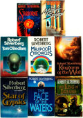 Books:Science Fiction & Fantasy, Robert Silverberg. Group of Eight Titles. Various publishers and dates.... (Total: 8 Items)