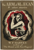 Books:Horror & Supernatural, William Fryer Harvey. The Arm of Mrs. Egan and OtherStories. London: J. M. Dent and Sons Ltd, [1951]. ...