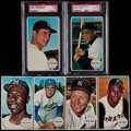 Baseball Cards:Sets, 1964 Topps Giants Complete Set (60)....