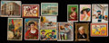 Non-Sport Cards:Lots, 1910's Non-Sports Card Collection (200) - From Fourteen DifferentSeries. ...