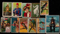 Non-Sport Cards:Lots, 1910's Non-Sports Card Collection (40) With Rare Brands and Series....