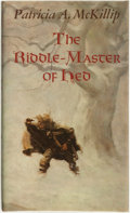 Books:Science Fiction & Fantasy, Patricia A. McKillip. The Riddle-Master of Hed. New York: Atheneum, 1976. ...