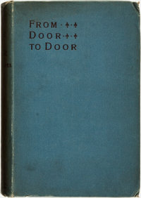 Bernard Capes [Edward Joseph]. From Door to Door: A Book of Romances, Fantasies, Whimsies, and Levities
