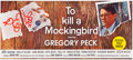 "Movie Posters:Drama, To Kill a Mockingbird (Universal, 1963). 24 Sheet (104"" X 232"")....."