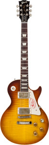 Musical Instruments:Electric Guitars, Circa 2010 Gibson Michael Bloomfield '59 Les Paul Standard Solid Body Electric Guitar, Serial # MB98....