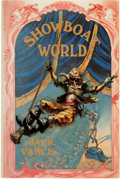 "Books:Science Fiction & Fantasy, John Holbrook Vance, writing as ""Jack Vance."" LIMITED. Showboat World: The Magnificent Showboats of the Lower Vissel..."