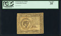 Colonial Notes:Continental Congress Issues, Continental Currency September 26, 1778 $8 PCGS Very Fine 35.. ...
