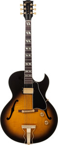 Musical Instruments:Electric Guitars, 1992 Gibson ES-165 Herb Ellis Sunburst Archtop Electric Guitar,Serial # 93072327....