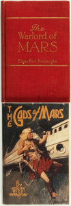 Books:Science Fiction & Fantasy, Edgar Rice Burroughs. Pair of First Edition Mars Books. Chicago: A.C. McClurg, 1918 - 1919.... (Total: 2 Items)