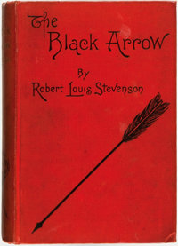 Robert Louis Stevenson. The Black Arrow: a Tale of the Two Roses. London: Cassell & Co., 1888