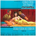 "Movie Posters:Drama, Cleopatra (20th Century Fox, 1963). Six Sheet (81"" X 81"").. ..."