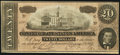Confederate Notes:1864 Issues, T67 $20 1864 PF-9 Cr. 509.. ...