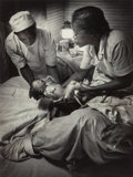Photographs, W. Eugene Smith (American, 1918-1978). Nurse Midwife (Maude Callen), 1951. Gelatin silver. 13-1/4 x 10 inches (33.7 x 25...