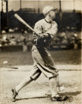 Baseball Collectibles:Photos, Circa 1910's Eddie Collins Original Photograph by Charles Conlon,PSA/DNA Type 1. ...