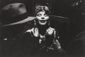 Photographs, Saul Leiter (American, 1923-2013). Halloween, New York, 1950s. Gelatin silver, printed later. 5-3/8 x 8 inches (13.7 x 2...