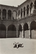 Photographs, Helen Levitt (American, 1913-2009). Untitled (Children Playing in the Courtyard), Mexico, 1941. Gelatin silver. 9 x 6 in...