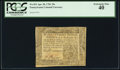 Colonial Notes:Pennsylvania, Pennsylvania April 20, 1781 20s PCGS Extremely Fine 40.. ...