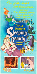 "Movie Posters:Animation, Sleeping Beauty (Buena Vista, 1959). Three Sheet (41"" X 84"").. ..."