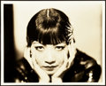 """Movie Posters:Miscellaneous, Anna May Wong by Eugene Robert Richee (Paramount, 1931). Portrait Photo (8"""" X 10"""").. ..."""