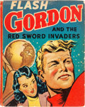 Golden Age (1938-1955):Miscellaneous, Big Little Book #1479 Flash Gordon and the Red Sword Invaders (Whitman, 1945) Condition: VF....