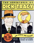 Big Little Book:Mystery, Big Little Book #4055 Dick Tracy (Whitman, 1934) Condition:FN....