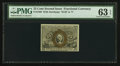 Fractional Currency:Second Issue, Fr. 1288 25¢ Second Issue PMG Choice Uncirculated 63 EPQ.. ...