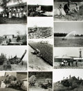 Books:Prints & Leaves, [United States: Farms and Farm Life]. Archive of ApproximatelyForty Photographs and Press Prints Relating to Farms and Farm L...