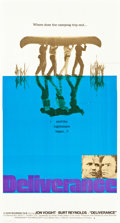 "Movie Posters:Action, Deliverance (Warner Brothers, 1972). International Three Sheet (41"" X 76"").. ..."