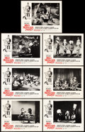 "Movie Posters:Animation, Mad Monster Party (Embassy, 1968). Lobby Cards (7) (11"" X 14"").. ... (Total: 7 Items)"