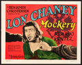 "Movie Posters:Drama, Mockery (MGM, 1927). Title Lobby Card (11"" X 14"").. ..."