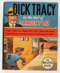 Big Little Book:Miscellaneous, Big Little Book #1170 Dick Tracy (Whitman, 1935) Condition: NM....
