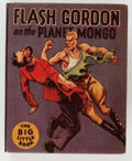 Big Little Book:Science Fiction, Big Little Book #1110 Flash Gordon on the Planet Mongo (Whitman,1934) Condition: VF/NM....