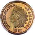Proof Indian Cents, 1882 1C PR67 Red and Brown PCGS....