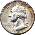 Washington Quarters, 1941-S 25C MS67+ PCGS....