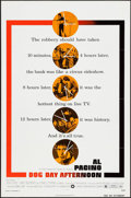 """Movie Posters:Action, Dog Day Afternoon (Warner Brothers, 1975). One Sheet (27"""" X 41"""").Action.. ..."""