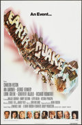 """Movie Posters:Action, Earthquake & Other Lot (Universal, 1974). One Sheets (2) (27"""" X41"""") Flat Folded. Action.. ... (Total: 2 Items)"""