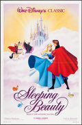 "Movie Posters:Animation, Sleeping Beauty & Other Lot (Buena Vista, R-1986). One Sheets (2) (27"" X 41""). Animation.. ... (Total: 2 Items)"