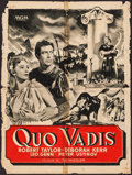 "Movie Posters:Historical Drama, Quo Vadis (MGM, 1951). French Affiche (23.5"" X 31.25""). HistoricalDrama.. ..."