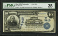 National Bank Notes:Nebraska, Blue Hill, NE - $10 1902 Date Back Fr. 617 The First NB Ch. # (W)3419. ...