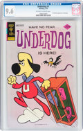 Bronze Age (1970-1979):Cartoon Character, Underdog #1 (Gold Key, 1975) CGC NM+ 9.6 Off-white to whitepages....
