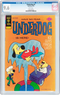 Bronze Age (1970-1979):Cartoon Character, Underdog #3 (Gold Key, 1975) CGC NM+ 9.6 White pages....