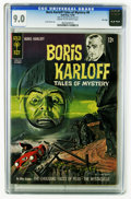 Silver Age (1956-1969):Horror, Boris Karloff Tales of Mystery #8 File Copy (Gold Key, 1964) CGCVF/NM 9.0 Cream to off-white pages. Frank Thorne art. Highe...