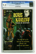 Silver Age (1956-1969):Horror, Boris Karloff Tales of Mystery #12 File Copy (Gold Key, 1965) CGCNM- 9.2 Cream to off-white pages. Angelo Torres and Joe Or...